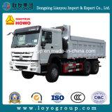 판매를 위한 Sinotruk 6X4 336HP HOWO 덤프 트럭