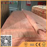 [125025000.3مّ] طبيعيّ [أكووم] قشرة لأنّ خشب رقائقيّ سطح