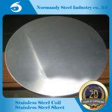 ASTMは良質の201ステンレス鋼の円を冷間圧延した