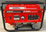 Generador manual del Portable del comienzo del nuevo panel de la gasolina/de la gasolina 2.0kw
