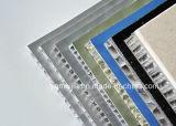 경량 위원회 알루미늄 벌집 벽면