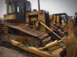 Machines de construction utilisées de bouteur de chenille du tracteur à chenilles (D6h)