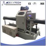 Machine rigide de pipe de PVC avec la boudineuse à vis jumelle