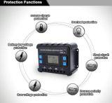 Type contrôleur solaire 12/24V 40A de PWM de charge