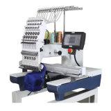 Computergesteuerter einzelner Farben-Schutzkappen-Stickerei-Maschinen-Preis des Kopf-12