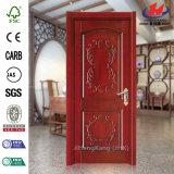 Peau blanche de porte de mélamine d'affaire bon marché de la Chine (JHK-MN07)