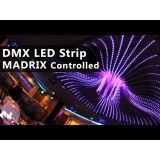 Pixel del RGB de la cinta de DMX512 LED de Pixel