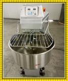 50kg Teig-Hochleistungsstandplatz-Spirale-Bäckerei-Mischer des Mehl-80kg