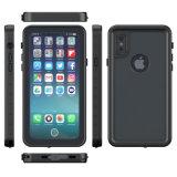 Poeira nova/caso impermeável da tampa protetora de telefone móvel para o iPhone 8