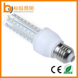 rendimiento SMD2835 del bulbo E27 de 3u 9W el alto saltara la lámpara ahorro de energía ligera del maíz