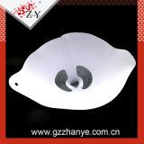 China el tamiz más grande de la pintura del papel de dimensión de una variable de cono de la fábrica con el acoplamiento de nylon