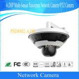 Cámara panorámica de la red Camera+PTZ del multidetector de Dahua 4X2MP (PSD8802-A180)