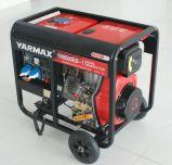 Type ouvert générateur diesel 3/5/6/6.5kVA de cylindre simple de série d'Eb-Je