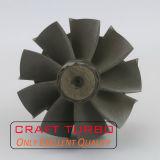 Gt17 717904-0010のタービン車輪シャフト