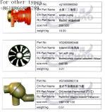 Sinotruck HOWO Shacman Foton LKW-Ersatzteil-neues Modell-Thermostat