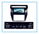 8 indicador do LCD do carro do RUÍDO da polegada dois para Citroen C-Quatre 2012