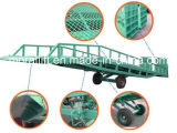 Rampe lourd mobile d'embarcadère de Hydralic