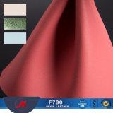 부대를 위한 좋은 품질 PVC Saffiano 합성 가죽에 가장 새로운