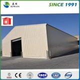 Edifícios Prefab da construção de aço da grande extensão/oficina