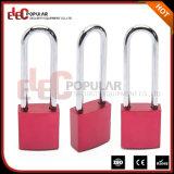 76mm longue cadenas en aluminium semblable de sûreté introduit par jumelle utile