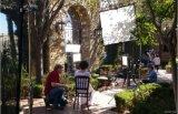 Flexibele Tweekleurige LEIDENE Mat voor Video levend-Uitzendt van de Film