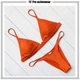 Großhandelsbadebekleidungpreiswerter Beachwear-schöne reizvolle Frauen-Bikinis