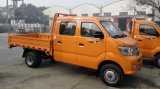 LADUNG-Kleintransporter des China-Sinotruk Cdw 4X2 kleiner Minidieselmotor-1.5t