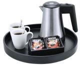 0.5L вращение 360 градусов и чайник выключения нержавеющей стали автоматический