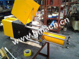 Deslizar el tipo cambiador hidráulico de la placa de la pantalla para los gránulos plásticos que hacen la máquina