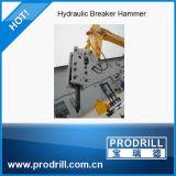 Triturador hidráulico, martillo hidráulico para el excavador