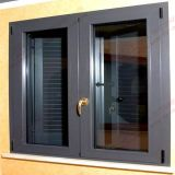 Aluminio durable de la viruta, ventana de aluminio del marco (BHA-CWP15)