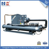 Água Cooled Screw Chiller com Heat Recovery (90HP KSC-0320WS)