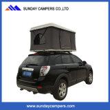 Schioccare in su la tenda dura della parte superiore del tetto delle coperture dell'automobile per gli accessori dell'automobile 4X4