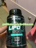 OEM/Nutrex de Laboratoria van het Onderzoek Lipo 6 Zwart UltraConcentraat 60 de Zwarte Energie van de Sporten van de Capsule