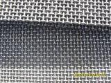 高炭素の鋼鉄によってひだを付けられる金網