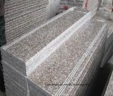 G687 de Tegel van de Vloer van het Traliewerk van de Trede van de Trap van het Graniet voor de Decoratie van het Huis