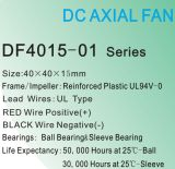 Df4015 냉각팬 고품질 DC 축 팬 40X40X15mm