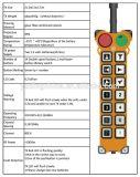 Velocidad doble Telecrane F24-14D teledirigido de la alta calidad