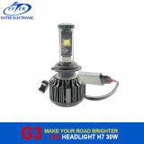Selbst-LED Scheinwerfer H1 H3 9005 der Cer RoHS Bescheinigung-des Scheinwerfer-6000lm 60W H7 LED 9006 H4 H11