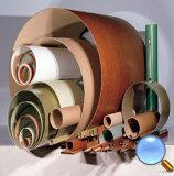 Diamend pontilhou o material de isolação do transformador do papel da isolação do transformador