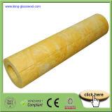 Pipe de laines de verre de la qualité 22mm d'Isoking