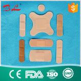 Het Verband van de Eerste hulp van het Verband van de Stof van het Etiket van Pravite met Ce, FDA, Goedgekeurde ISO13485
