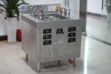 Het beste Elektrische Kooktoestel van de Deegwaren van de Convectie (qx-TM6)