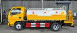 100HP販売のためのトラック5000リットルの給水車5のCBMのスプリンクラーの
