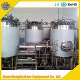 Equipo micro de la cervecería de la cerveza/equipo de la fabricación de la cerveza