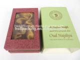 カスタム装飾的な包装のペーパー香水のギフト用の箱