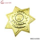 عادة جلد معدن يسم شرطة ([لم1064])