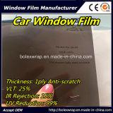 Царапать-Упорная пленка окна автомобиля управлением 1ply 5% 15% 25% 45% Vlt слипчивая Sun, пленка подкраской окна автомобиля