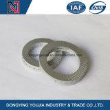 Knoten-Federringe der Maschinerie-Teil-DIN9250 doppelte seitliche/Stahlunterlegscheibe