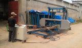 移動式バンド製材所のログの切断の製材所